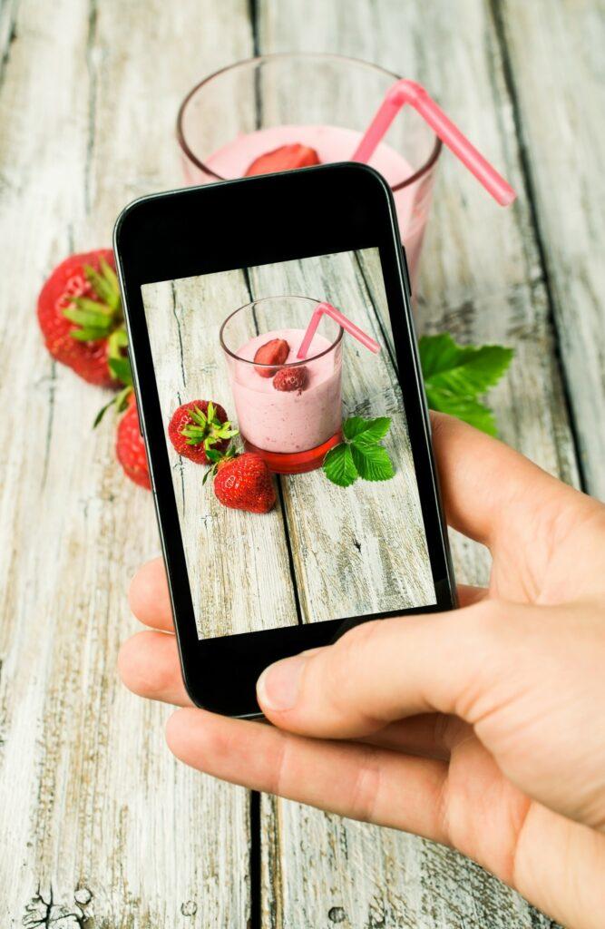 Smartphone Food Photography | THE PHOTOKITCHEN
