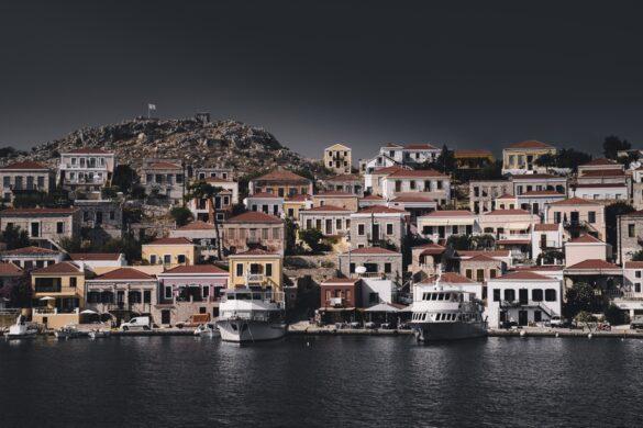Travel Photography | Chalki Island | Greece | THE PHOTOKITCHEN