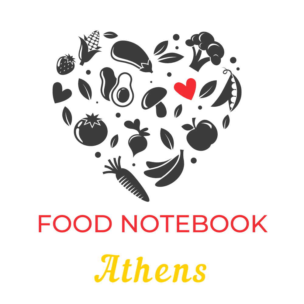 Food Notebook | Athens | Athens Food Photography | THE PHOTOKITCHEN