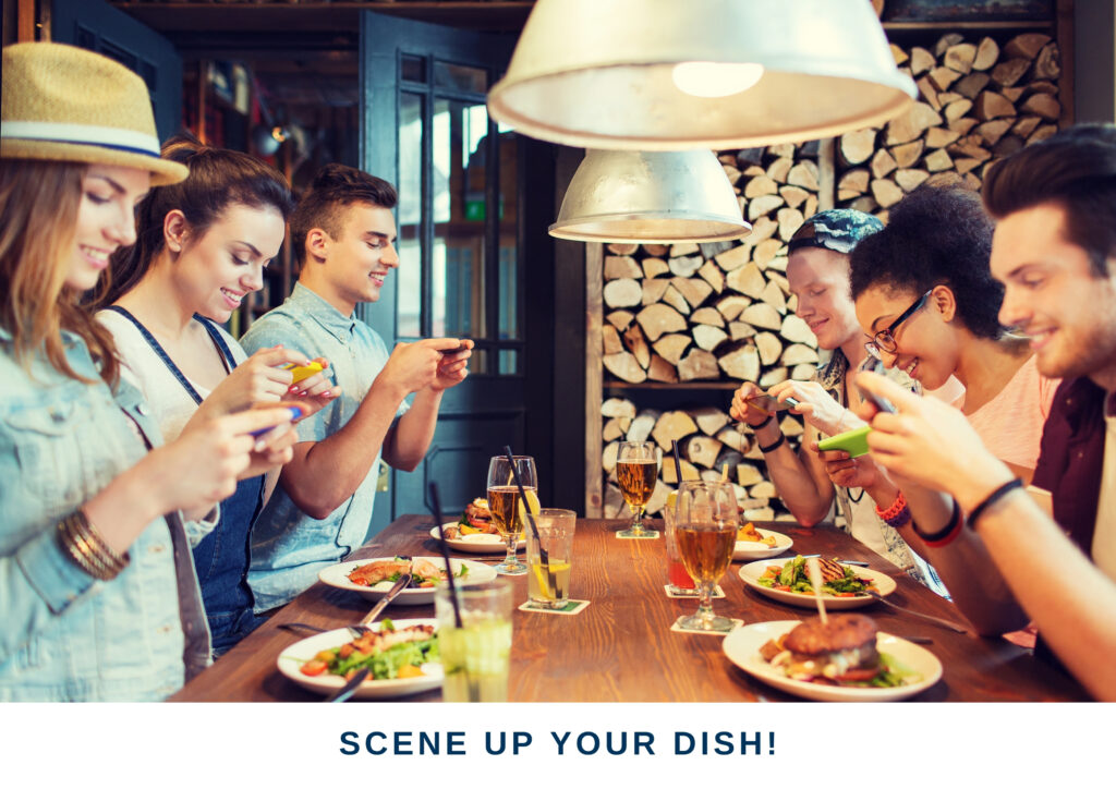 Food Photography with phone | Scene up your Dish with your Smartphone | THE PHOTOKITCHEN