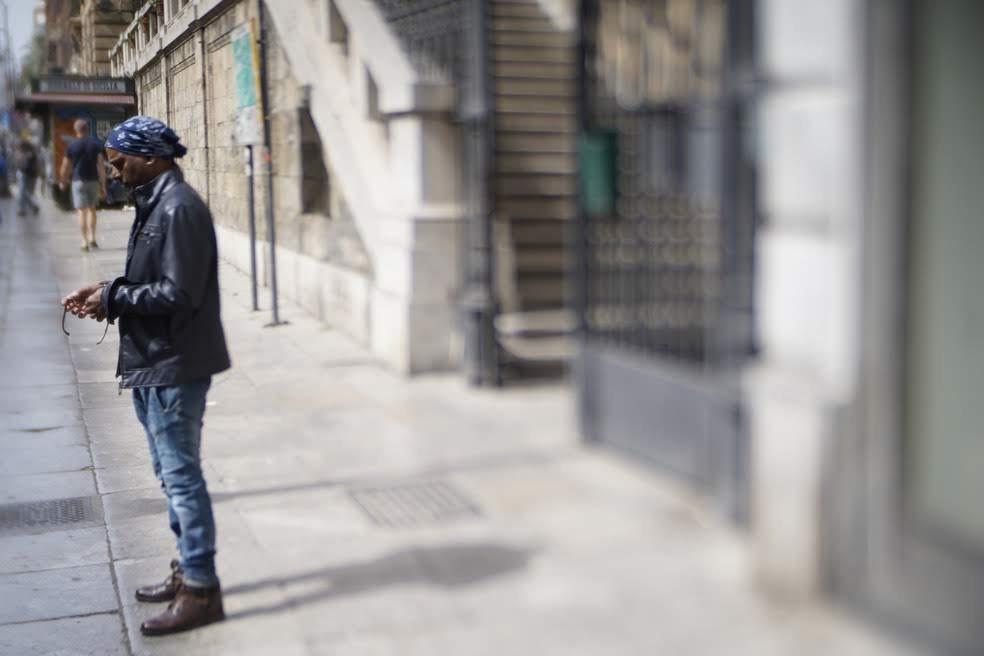 Street Photography Palermo   Estefano Onatrac Photography